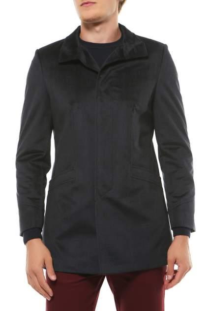 Пальто мужское ABSOLUTEX 5020SVELOURSDKNAVY синее 48