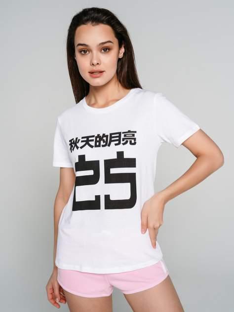 Футболка женская ТВОЕ 76658 белая L