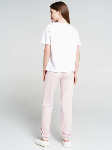 Пижама женская ТВОЕ 76542 белая XS