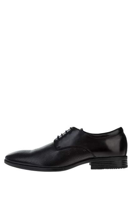 Туфли мужские DAS PAAR 399625101 черные 40 DE