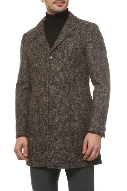 Пальто мужское BARKLAND ВЕНСЕН коричневое 46
