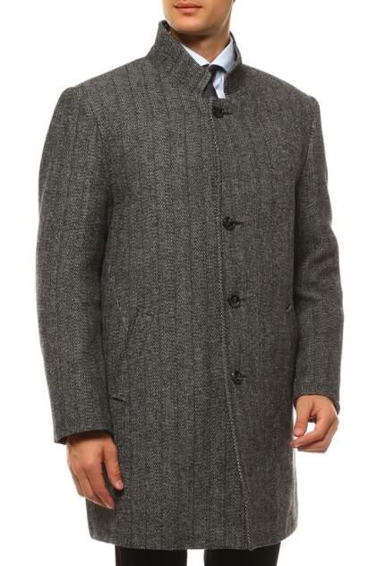 Пальто мужское Caravan Wool Е332 черные 62