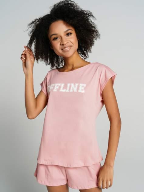 Пижама женская ТВОЕ 76842 розовая M