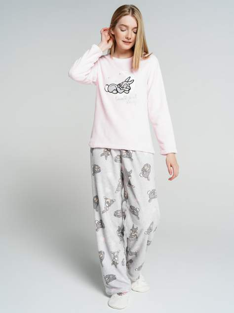 Домашний костюм женский ТВОЕ A7021 розовый XL