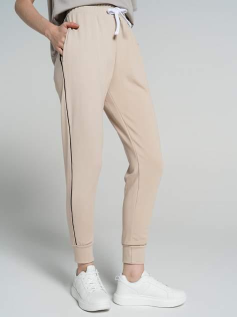 Спортивные брюки женские ТВОЕ 72085 бежевые XS