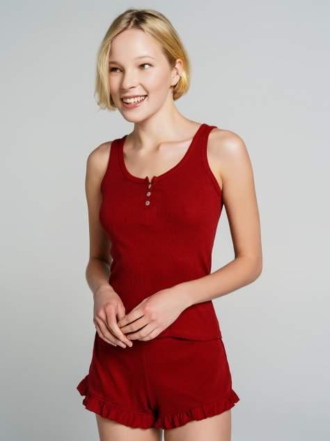 Пижама женская ТВОЕ 75597 красная M