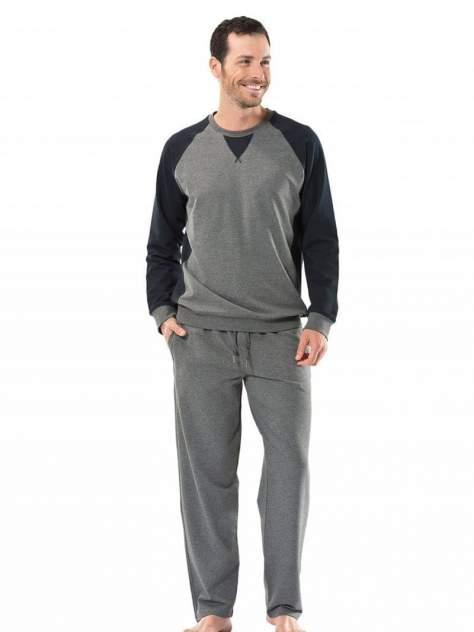 Домашний комплект мужской Turen 4117 серый L
