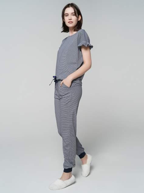 Пижама женская ТВОЕ 67825 синий XL