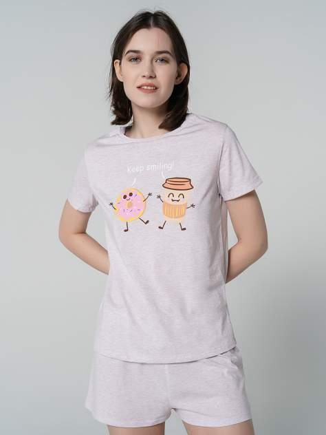 Пижама ТВОЕ 77328, фиолетовый