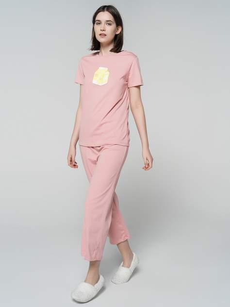 Пижама женская ТВОЕ 79434 розовая L