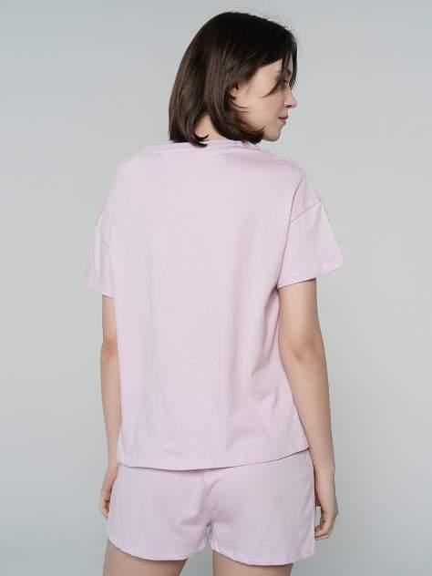 Пижама женская ТВОЕ 79401 розовая XL