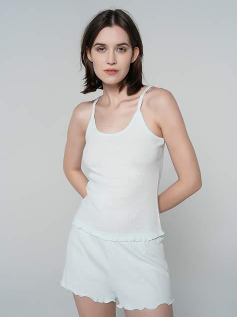 Пижама женская ТВОЕ 80298 зеленая L