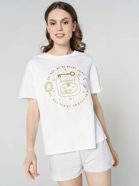 Пижама ТВОЕ 67862, белый