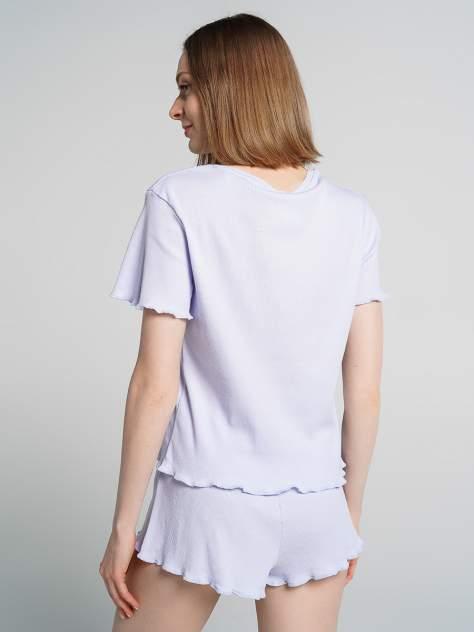 Пижама женская ТВОЕ 79485 голубая XS