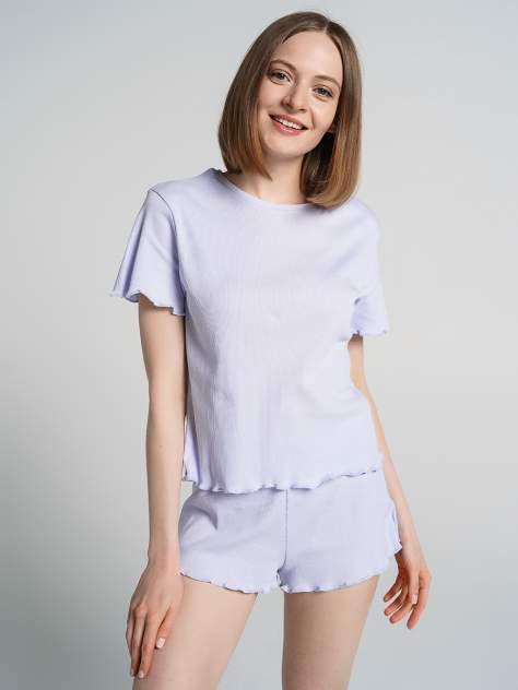 Пижама женская ТВОЕ 79485 голубая XL