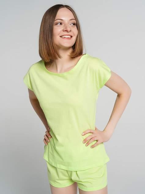Пижама женская ТВОЕ 82034 зеленая L