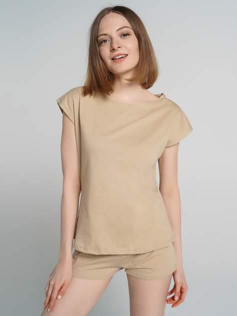 Пижама женская ТВОЕ 82035 бежевая XL