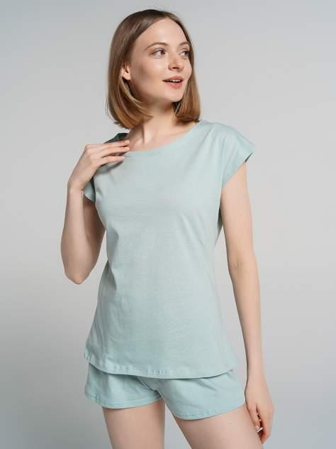 Пижама женская ТВОЕ 82035 зеленая L