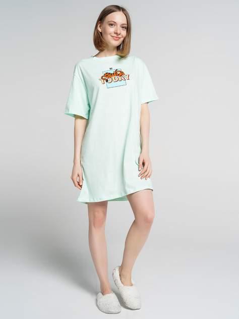 Пижама женская ТВОЕ 79581 зеленая M