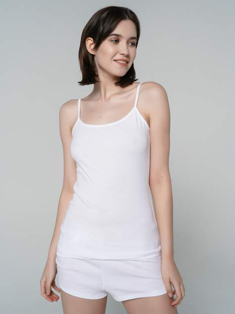 Пижама женская ТВОЕ 82011 белая M-L