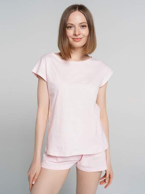 Пижама женская ТВОЕ 82044 розовая L