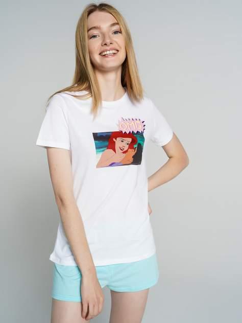 Пижама женская ТВОЕ 71673 белая XS