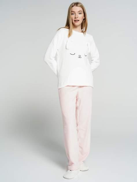 Домашний костюм женский ТВОЕ A7047 белый M