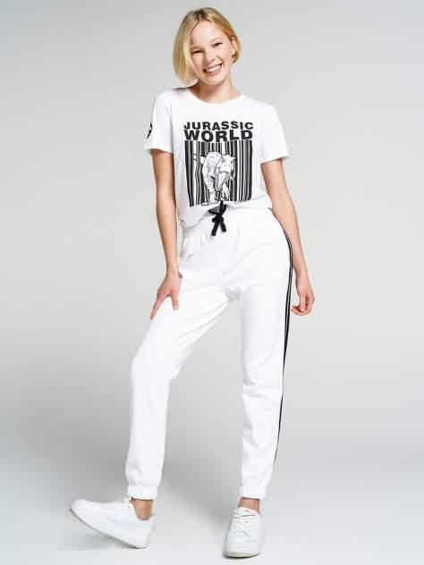 Спортивные брюки женские ТВОЕ 69549 белые XL