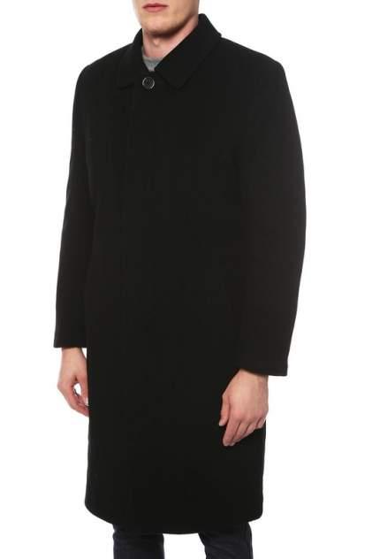 Пальто мужское Caravan Wool А16 черные 56