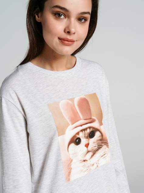 Ночная сорочка женская ТВОЕ 76497 белая L
