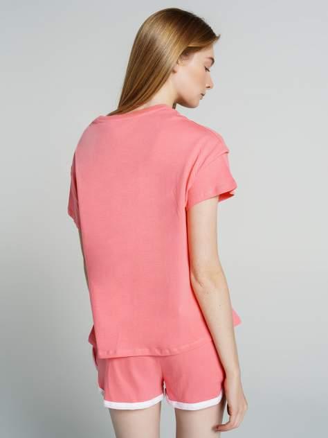 Пижама женская ТВОЕ 67989 оранжевая L