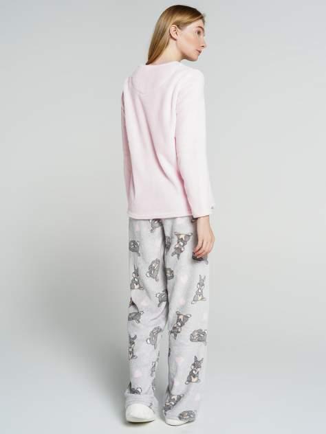 Домашний костюм женский ТВОЕ A7021 розовый XS