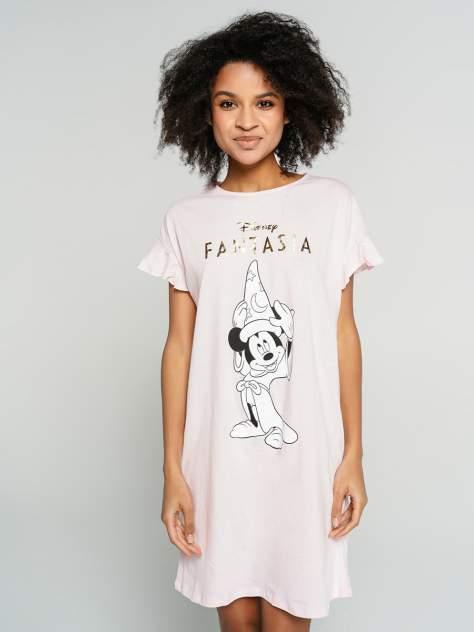 Ночная сорочка женская ТВОЕ 76549 розовая XL