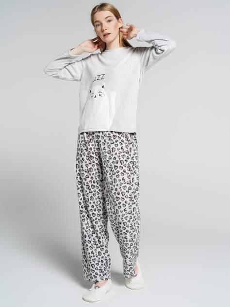 Домашний костюм женский ТВОЕ A7026 серый S