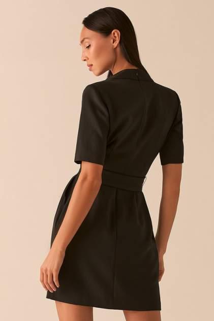 Повседневное платье женское LOVE REPUBLIC 0358224506/ черное 46