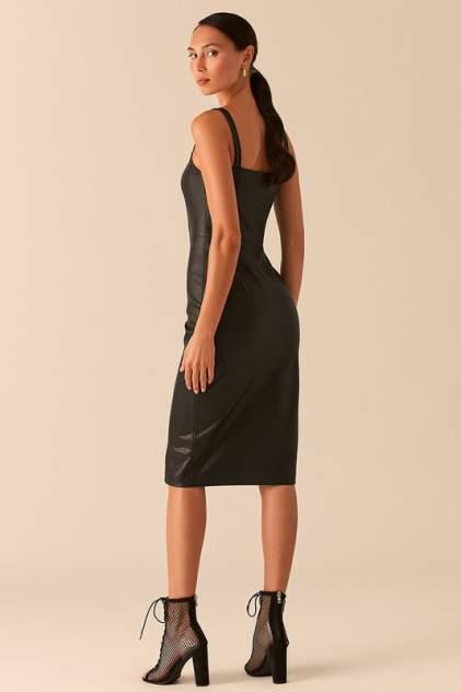 Повседневное платье женское LOVE REPUBLIC 0358266549/ черное 42