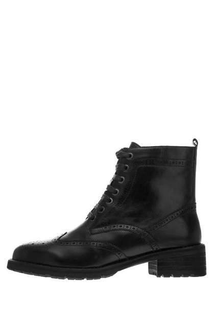Ботинки женские M.SHOES 16990331 черные 40 DE