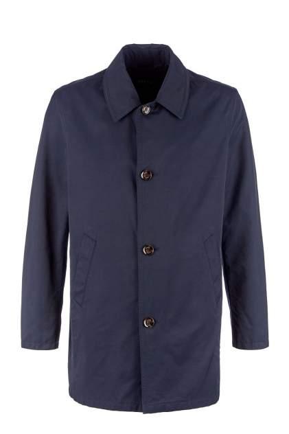Мужской плащ Digel 1104202/Дандоло, синий