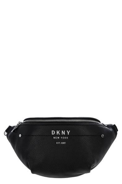 Поясная сумка женская DKNY R01IAG95 черная