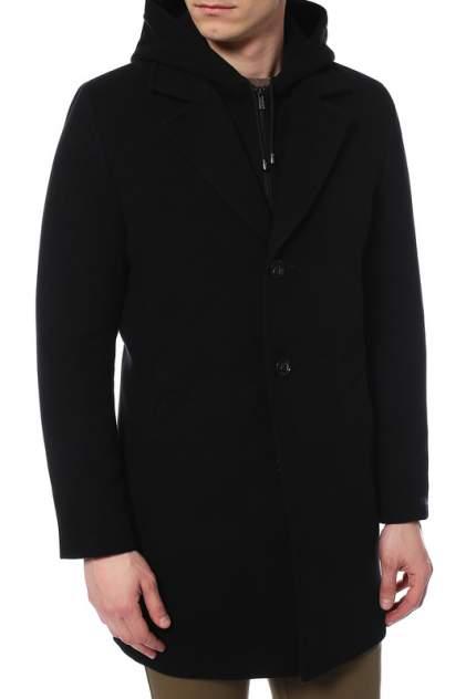 Мужское пальто Caravan Wool ХЬЮСТОН43, черный