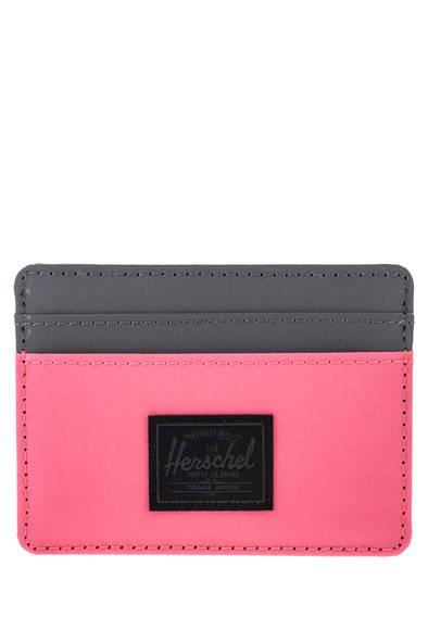 Кредитница унисекс HERSCHEL 10360-03621 розовая