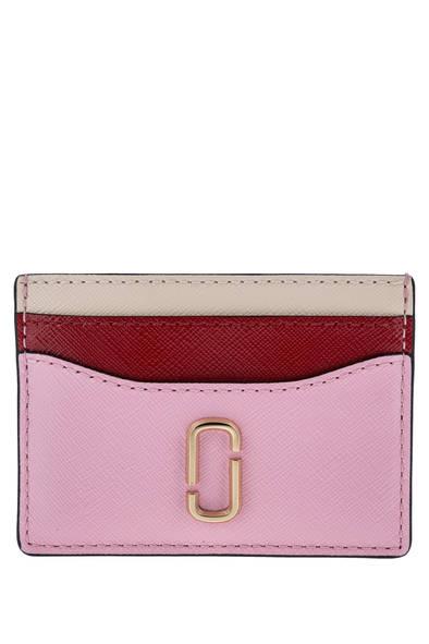 Кредитница женская Marc Jacobs M0013355-680 розовая