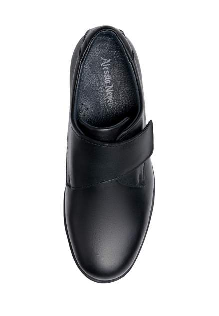 Туфли детские Alessio Nesca, цв. черный р.34