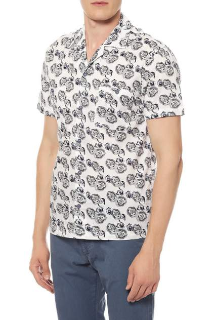 Сорочка мужская Velaner 3035-04A белая 60 RU
