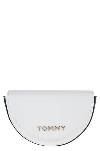 Поясная сумка женская Tommy Hilfiger AW0AW08307 YAF белая
