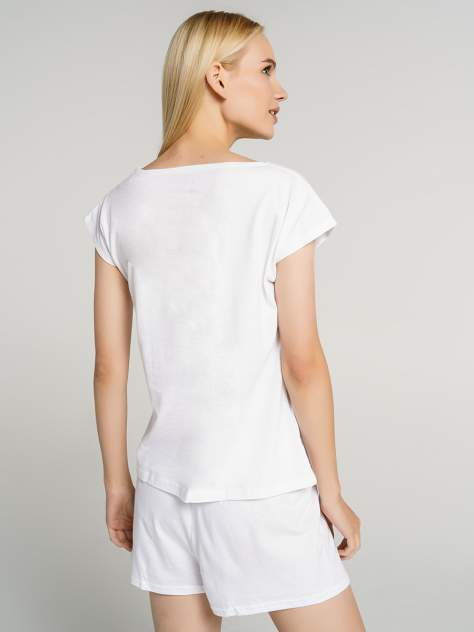 Пижама женская ТВОЕ 74808 белая M