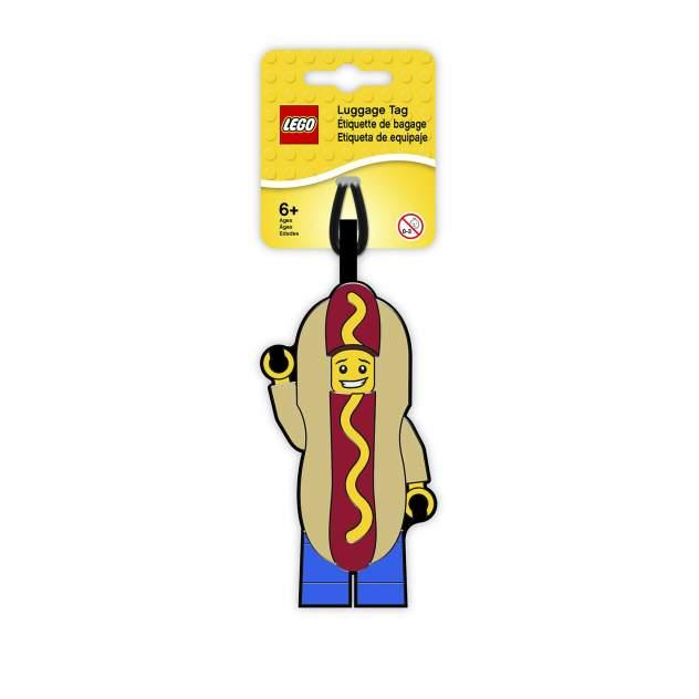 Бирка багажная LEGO 51166 Hot Dog