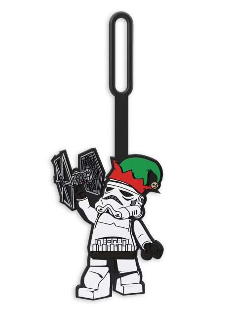 Бирка багажная LEGO 52479 Star Wars - Stormtrooper Holiday