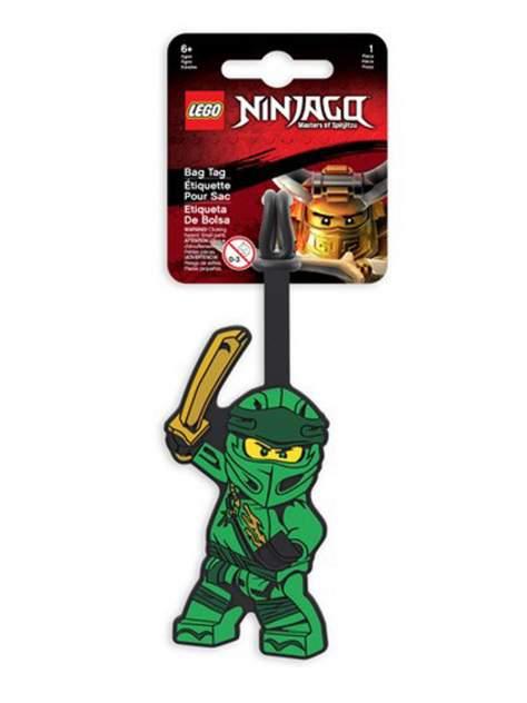 Бирка багажная LEGO 52493 Ninjago Movie - Lloyd