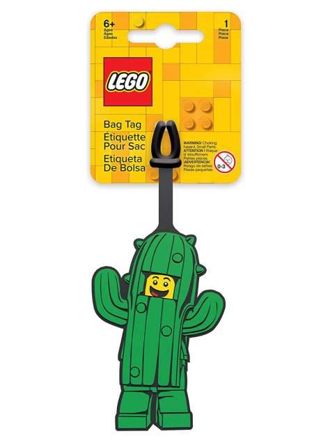 Бирка багажная LEGO 52851 Cactus Boy